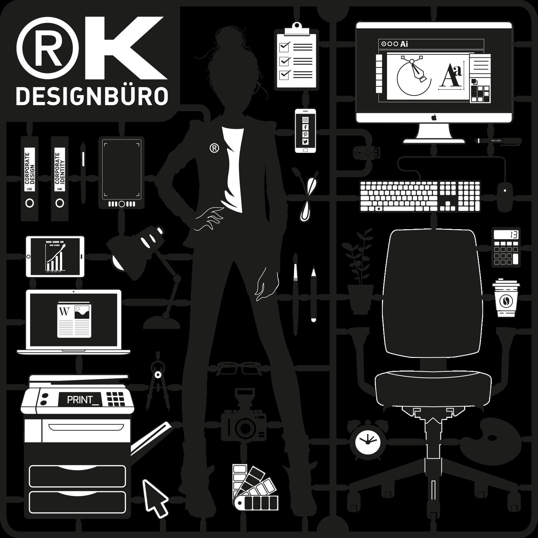 ®K-DESIGNBÜRO – Werbeagentur (Dortmund, Nordrhein-Westfalen) Illustration 2D